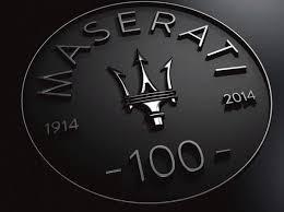Maserati a 100 ans